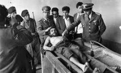 El Che, 9 octobre 1967