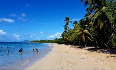 L'image du jour 02/11/18 - Martinique - Plage des salines