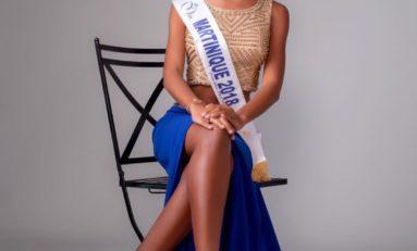 Découvrez les photos officielles de Olivia Luscap Miss Martinique 2018