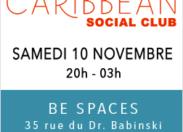 CARIBBEAN SOCIAL CLUB live in Paris