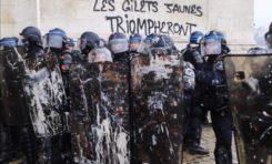 L'image du jour 01/12/18 - Gilets jaunes - Paris -  France 🇫🇷