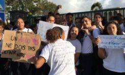 """Les lycéens de la Martinique ont tous les """"dois"""""""