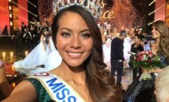 Miss France 2019 : Miss Tahiti douche Miss Guadeloupe