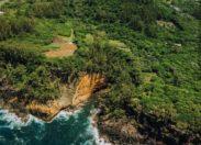 Images de l'île de La Réunion -Cap Jaune -