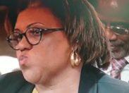 L'image du jour 01/02/19 - Catherine Conconne en entendant...Macron