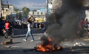 Vive tension à Haïti depuis plusieurs jours
