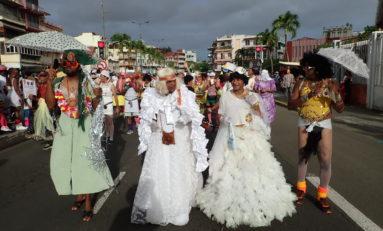 Carnaval de Martinique : lundi gras à Fort-de-France