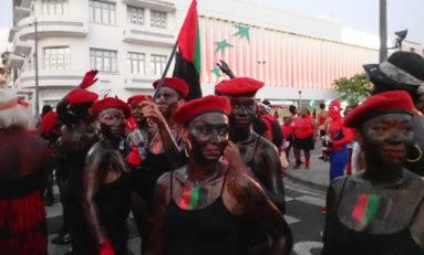 L'image du Mardi Gras 2019 à Fort-de-France
