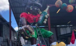 """Le député Jean-Philippe """"Romanticus..."""" Nilor est le Vaval 2019 en Martinique"""