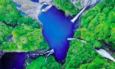Image de l'île de La Réunion - Takamaka