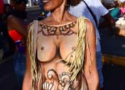 L'image du jour 05/03/19 - Carnaval - Martinique