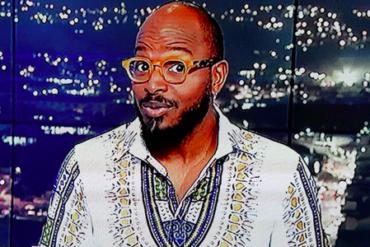 Guadeloupe : certainement le +grand moment télé de  l'année 2019