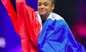 Mélanie De Jesus Dos Santos n'a pas de problème de drapeau