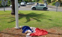 Images du jour 26/06/19 - Martinique - Drapeau - France - François