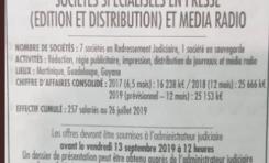 Qui veut acheter France-Antilles  ?