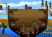 Un jeu Tetris, version esclavage... WTF