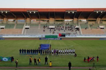 Ligue des nations de la Caraïbe : Martinique 1-1 Trinidad&Tobago