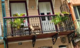 Elisabeth Landi...2ème adjoint au maire de Fort-de-France en Martinique est la propriétaire du 33 bis de la rue Moreau de Jonnes