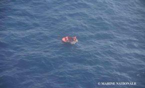 Naufrage du Bourbon Rhode, 3 marins retrouvés