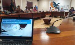 Martinique Transport avance dans le Nord Caraïbe