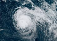 Un cyclone catégorie 5. En route vers... l'Europe