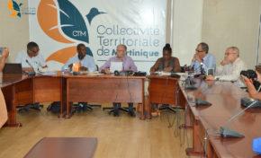 Abattoirs de Martinique : conférence de presse du Président de la CTM
