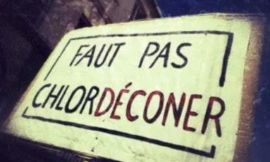 Les images du jour 26/11/19 - Chlordécone -Martinique - Guadeloupe