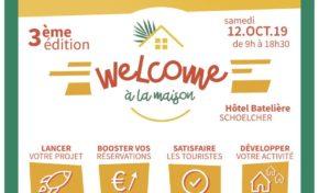 3ème édition du salon WELCOME à la maison en Martinique