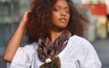 Ambre Bozza est la Miss Martinique 2019