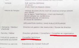 Marcel Clodion va-t-il monter en grade à la CTM ?