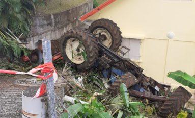 Accident mortel au Vert-Pré en Martinique
