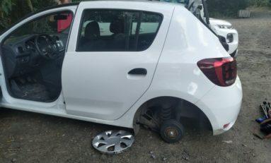 Tourisme en Martinique : deux pneus sinon rien ...