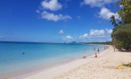 Images du jour 26/10/19 - Plage des salines - Martinique