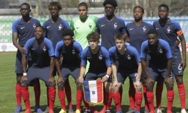 Équipe de France de football U17: Antoine Crozat et Jean-Baptiste Colbert ne vont pas prendre la blague