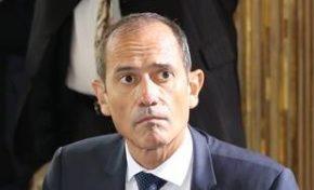 Franck Robine...après la Martinique la Corse ?