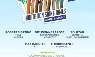 Fête du rhum en Martinique: quand les descendants d'Antoine Crozat boycottent les artistes indigènes