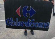 Les militants anti-chlordécone bloquent une nouvelle fois Carrefour Génipa en Martinique