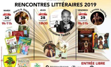 Christiane Taubira se livre en Guyane