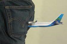 Confinement en Martinique : contrôle routier au niveau de l'aéroport Aimé Césaire...les amendes vont décoller