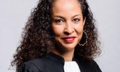 Pour France-Antilles...Karine Mousseau est...avocate