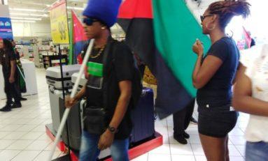 C'est le jour du saigneur à Carrefour Génipa en Martinique