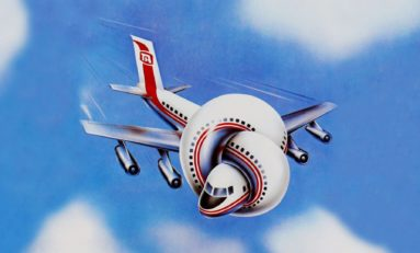 Billets d'avion. Le père Noël est une ordure.