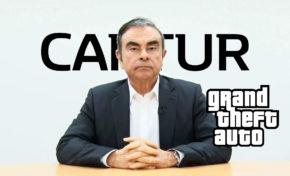 """Carlos est en cavale dans sa Renault """"Captur""""."""