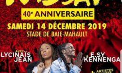 Le Groupe Bernard Hayot (GBH) sponsor du concert de Kassav en Guadeloupe