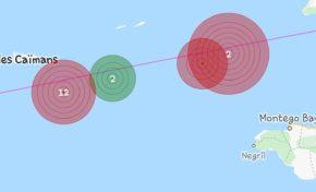 Tremblements de terre à répétition dans la Caraïbe nord