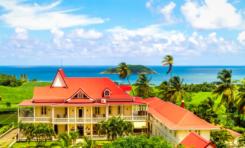 Martinique : le Domaine de Saint-Aubin est à vendre...12 000 000 €