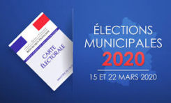 Municipales 2020 en Martinique : Elus-es au 1er tour