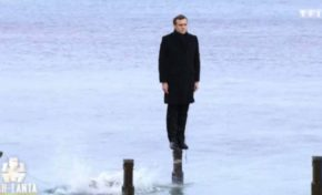 L'image du jour 20/01/20 - Macron  - France