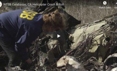 Kobe Bryant : nouveaux éléments sur le crash. Analyse et vidéo.