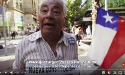 Vous avez peur pour votre retraite ? Regardez ce qui se passe au Chili... (vidéo)